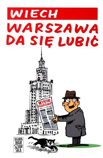 """Warszawa da się lubić – Stefan Wiechecki """"Wiech"""""""